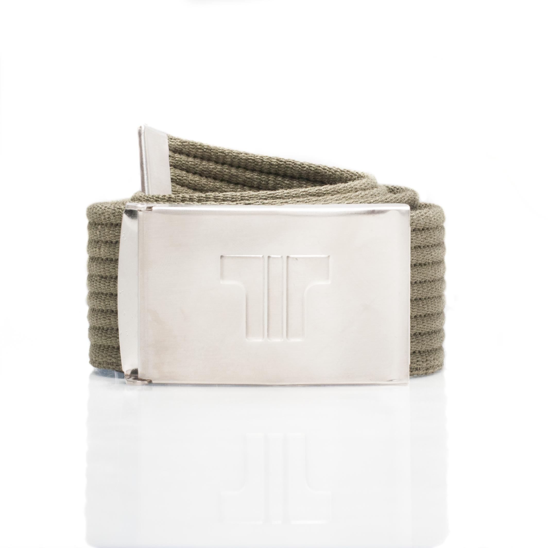 Tisza shoes - Belt - Khaki
