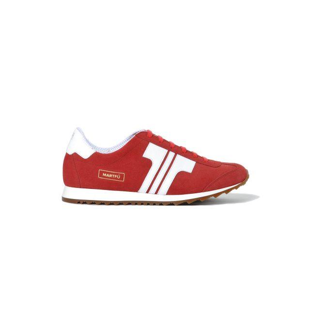 Tisza shoes - Martfű - Red-white