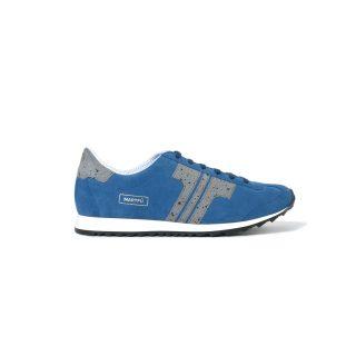 Tisza shoes - Martfű - Royal-splash grey
