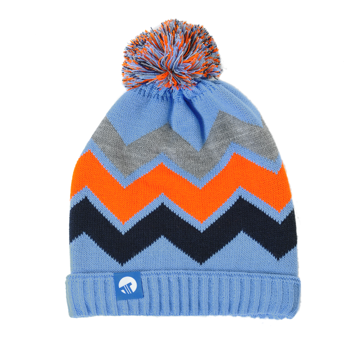Tisza shoes - Hats - Blue-orange