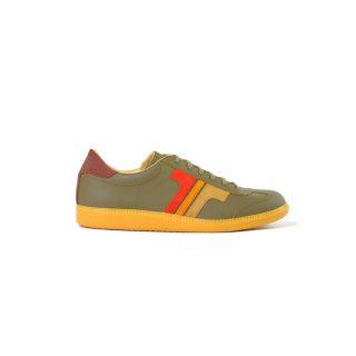 Tisza shoes - Compakt - Khaki-autumn