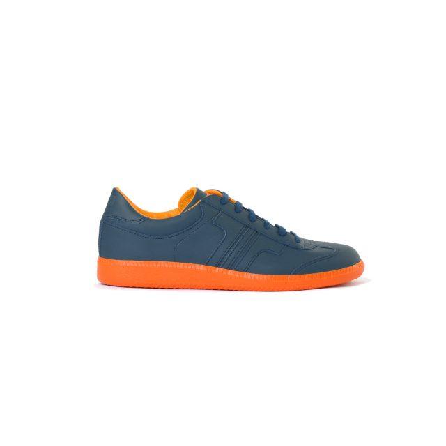 Tisza shoes - Compakt - Navy-orange