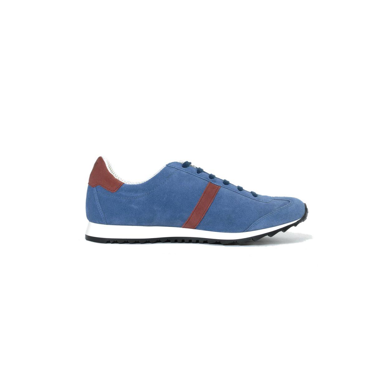 Tisza shoes - Martfű - Jeans-maroon