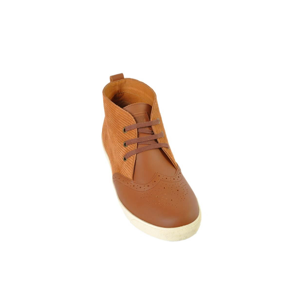 Tisza shoes - Alfa - Brown-classic