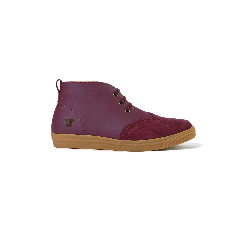 Tisza shoes - Alfa - Wild ginger-classic