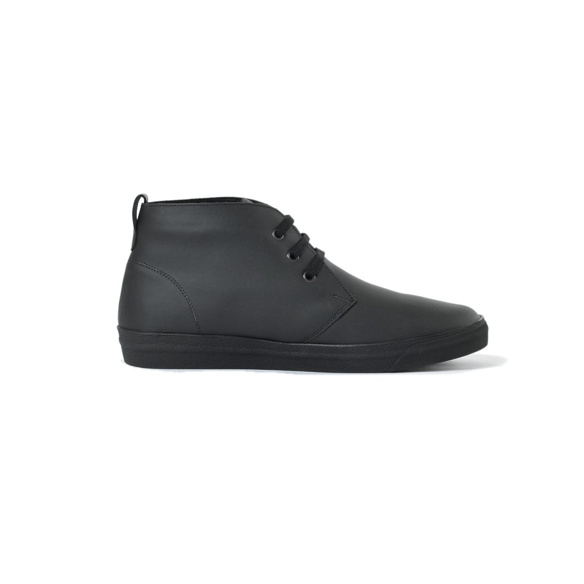 Tisza shoes - Alfa - Black padded