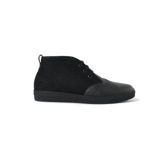 Tisza shoes - Alfa - Black-classic
