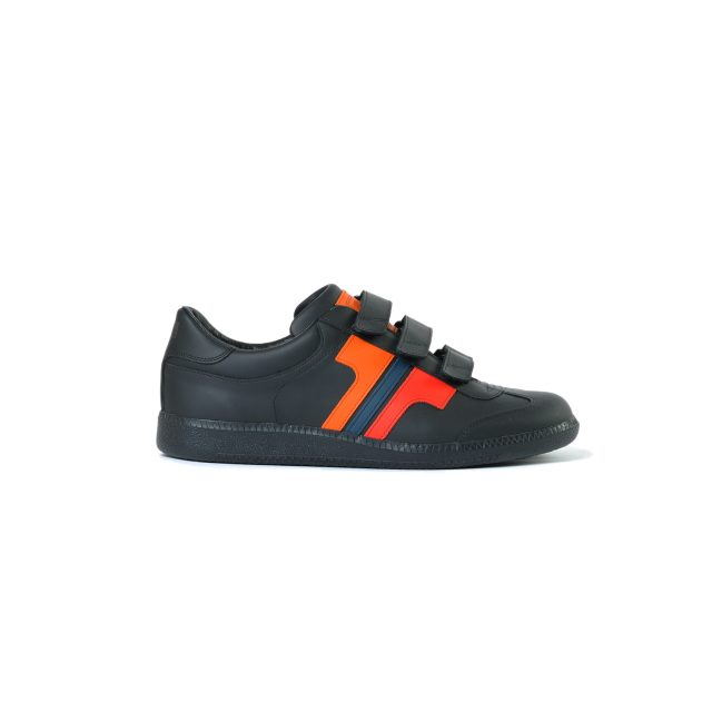 Tisza Shoes - Compakt Delux - Black-mix