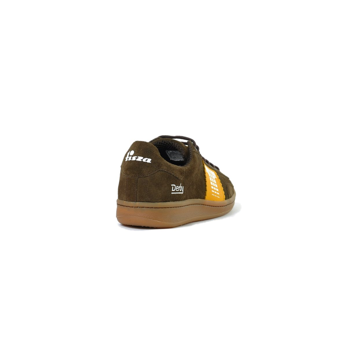 Tisza shoes - Derby - Brown-yellow