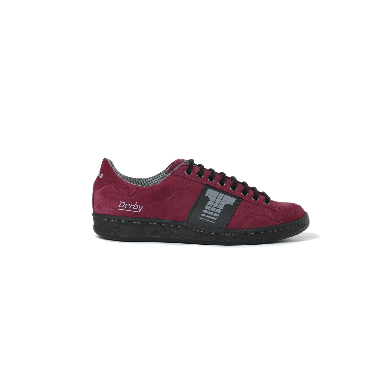 Tisza shoes - Derby - Wild ginger-black