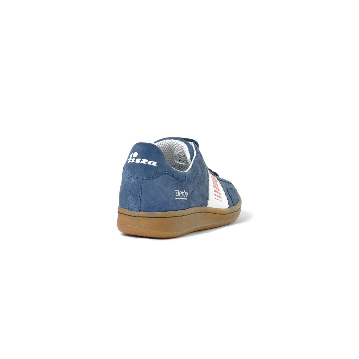 Tisza shoes - Derby - Navy-white