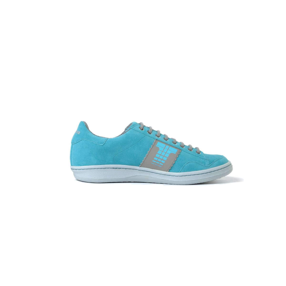 Tisza shoes - Derby - Aqua-grey