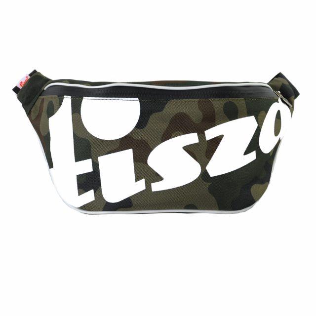 Tisza shoes - Large crossbody belt bag - Camouflage