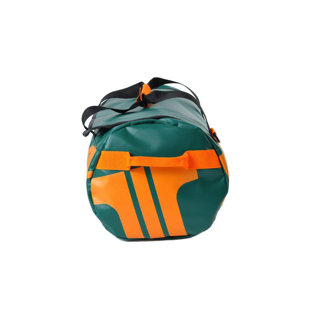 Tisza shoes - Duffel - Green-orange