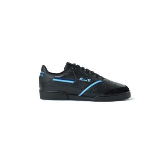 Tisza shoes - Sport - Black-blue