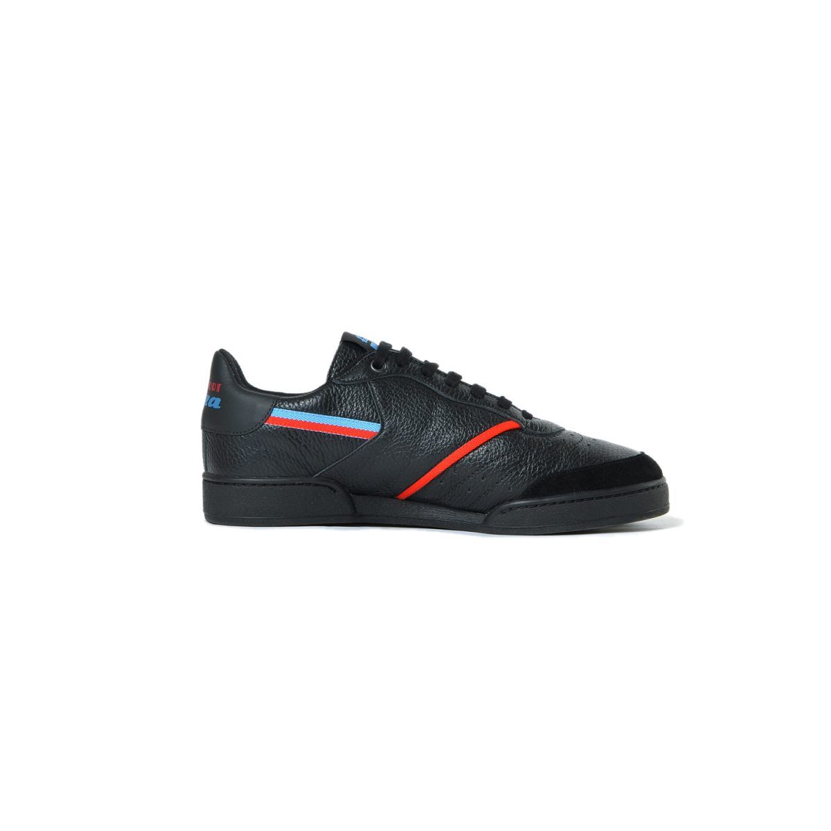Tisza shoes - Sport - Black-red
