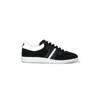 Tisza shoes - Compakt - Black-white