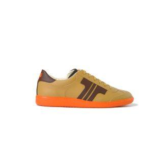 Tisza shoes - Compakt - Sand-brown