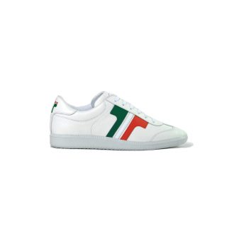 Tisza shoes - Compakt - White-tricolor