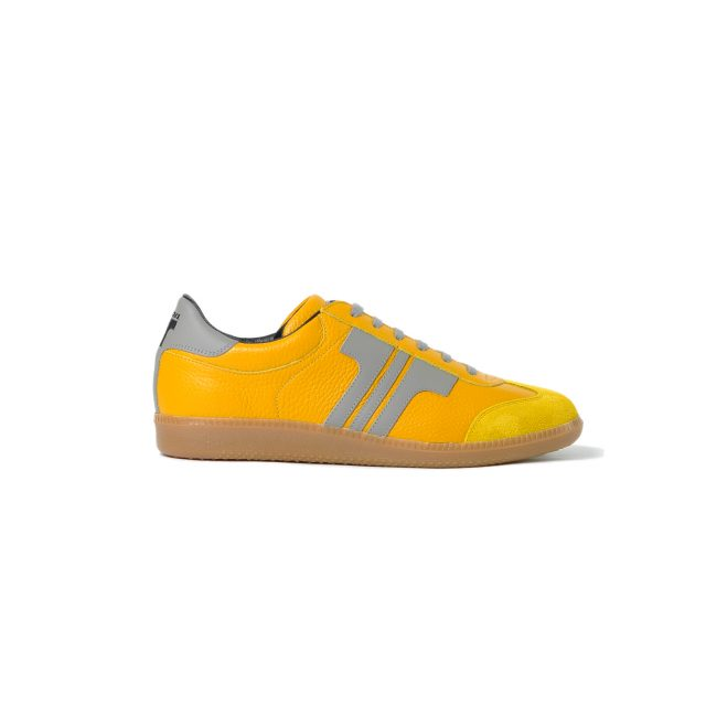 Tisza shoes - Compakt - Mustard