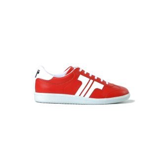 Tisza shoes - Compakt - Red-white