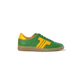 Tisza shoes - Compakt - Green-yellow
