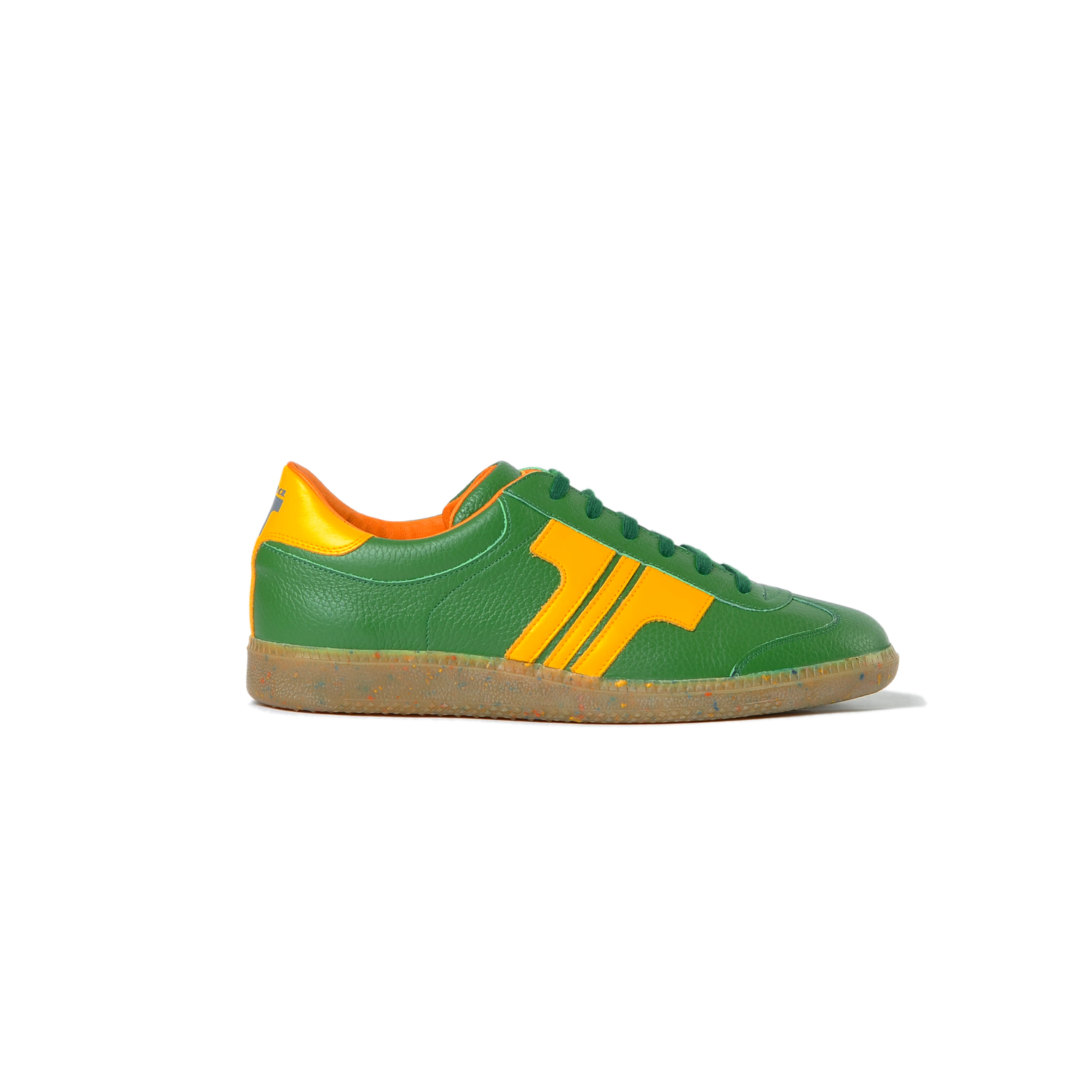Tisza shoes - Compakt - Green-yellow