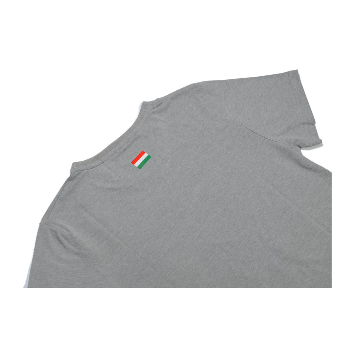 Tisza shoes - T-shirt - Grey olimpiad