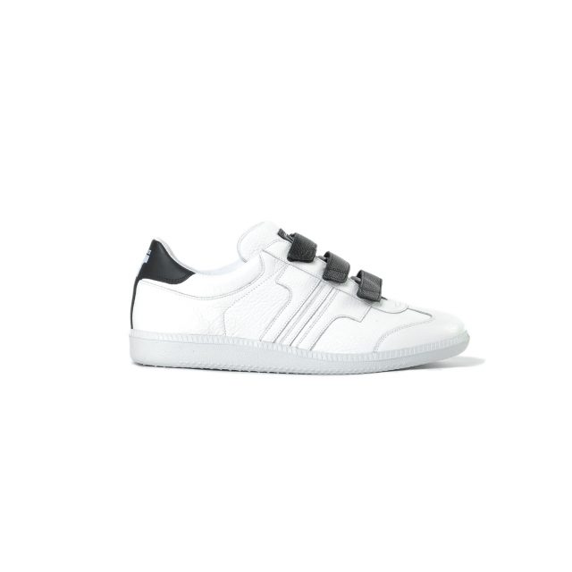 Tisza shoes - Compakt delux - White-black