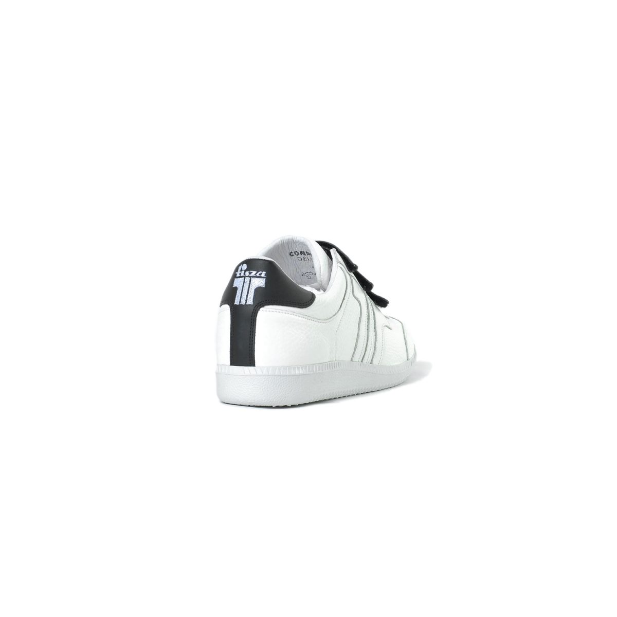 Tisza shoes - Compakt delux - White-black