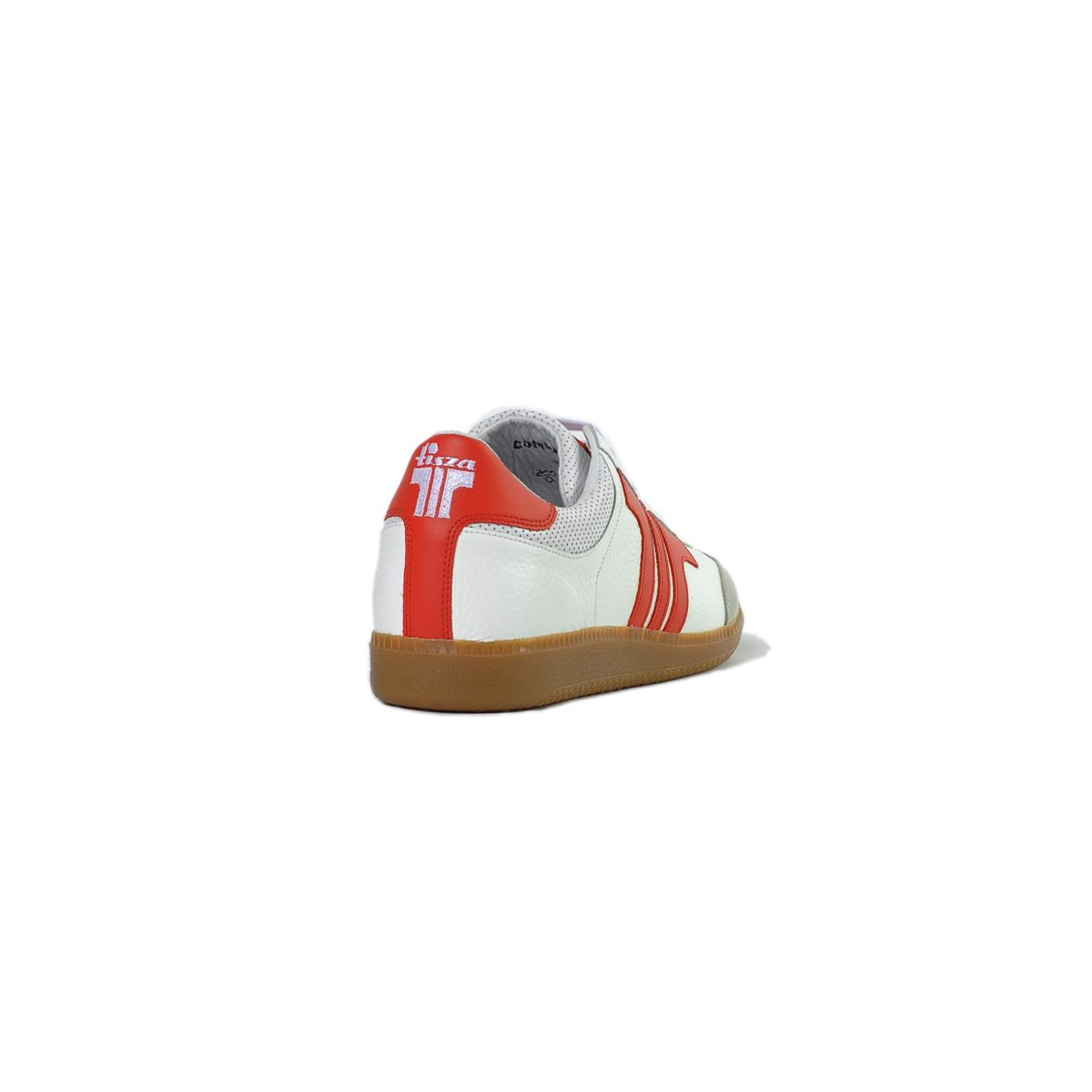 Tisza shoes - Compakt - White-red