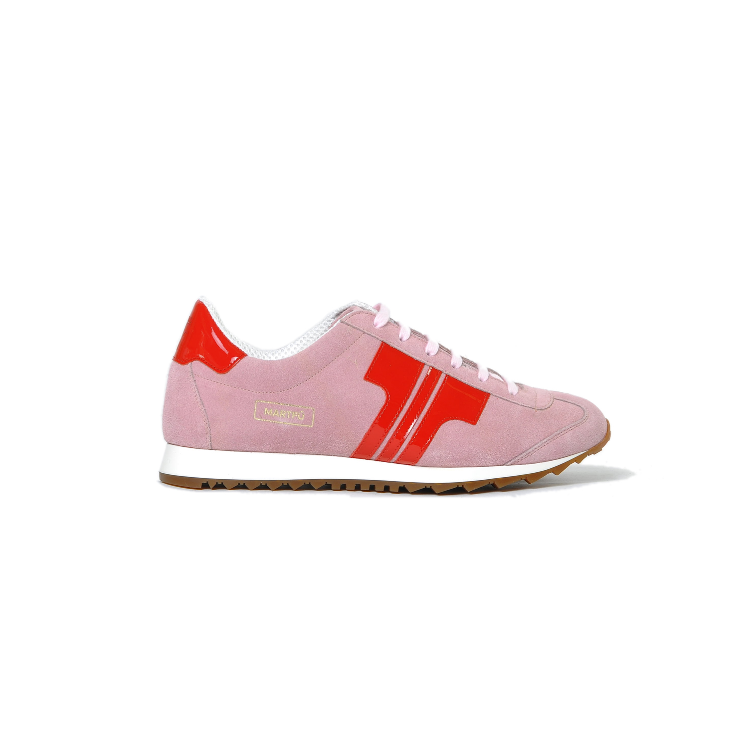 Tisza shoes - Martfű - Powder-red