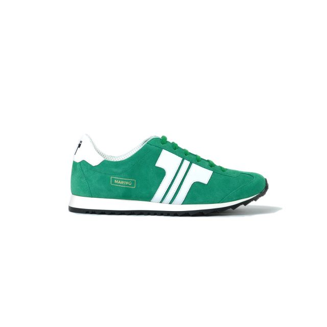 Tisza shoes - Martfű - Green-white