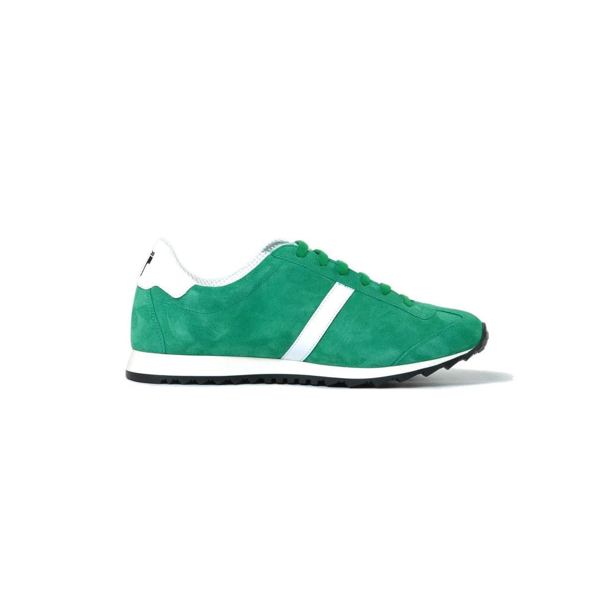 Tisza shoes - Martfű - Green-white