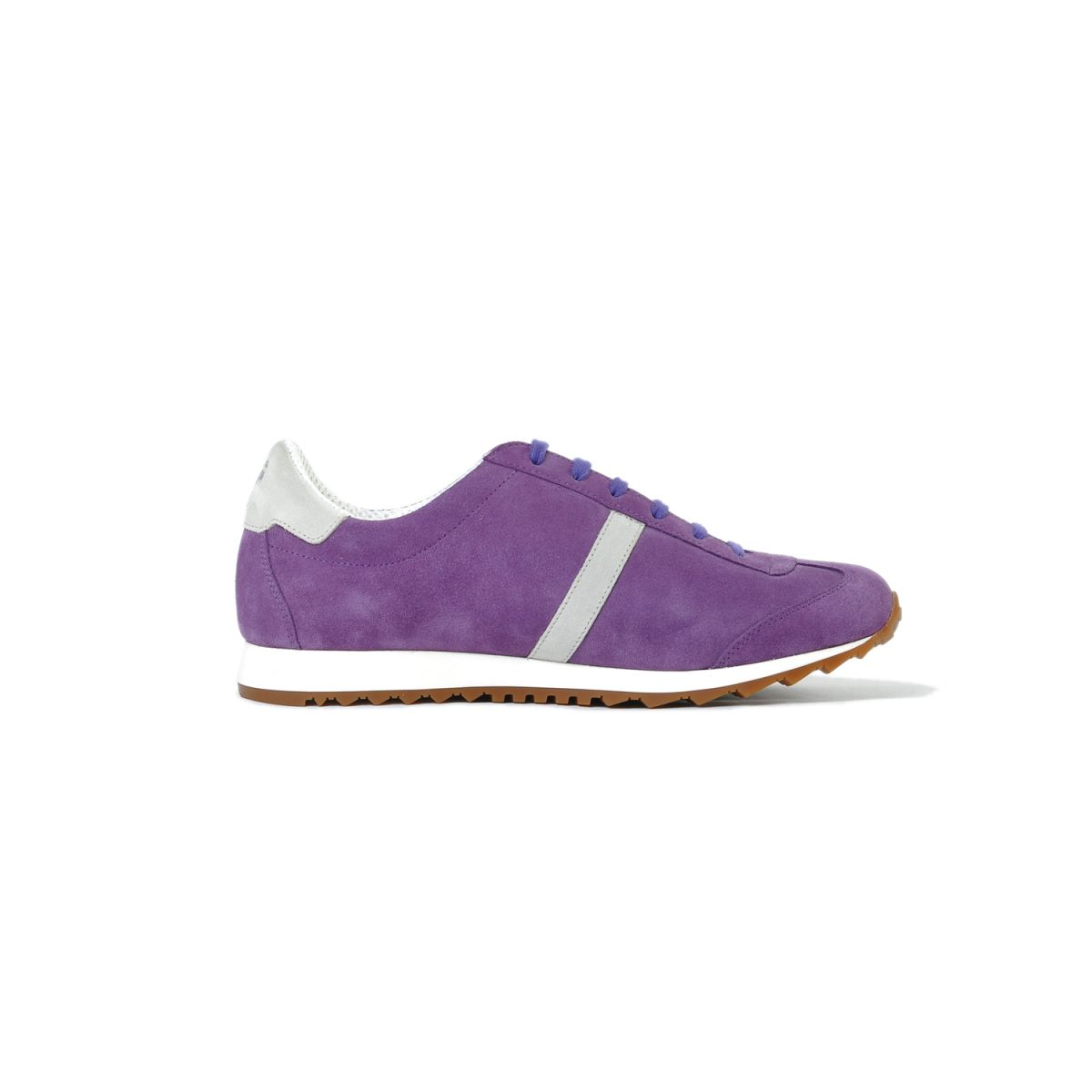 Tisza shoes - Martfű - Purple-nude