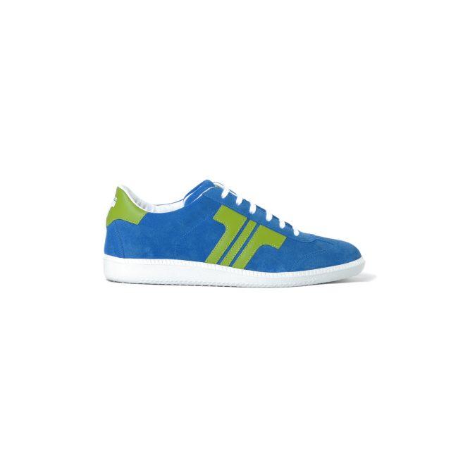 Tisza shoes - Comfort - Royal-lime