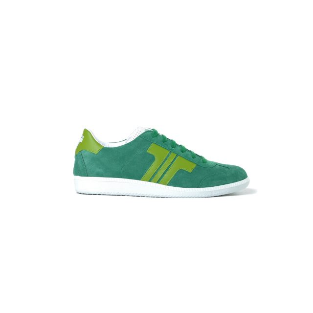 Tisza shoes - Comfort - Green-lime