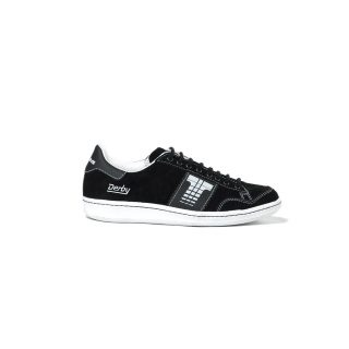 Tisza shoes - Derby - Black-white