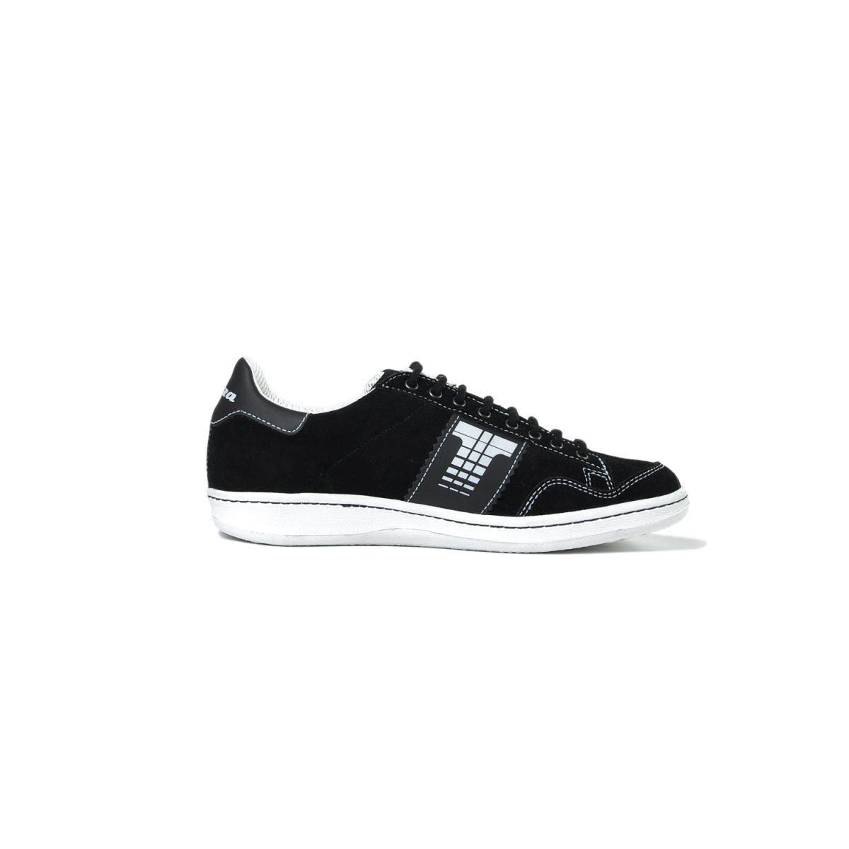 Tisza shoes - Derby - Black-white