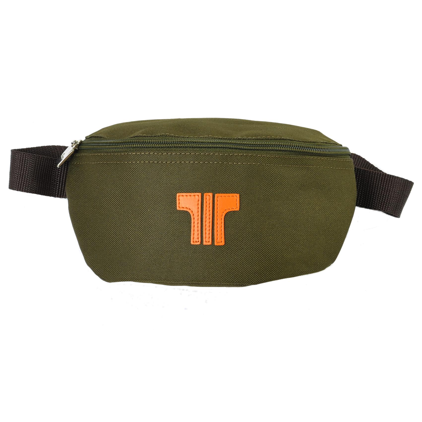 Tisza shoes - Belt pack - Green-orange