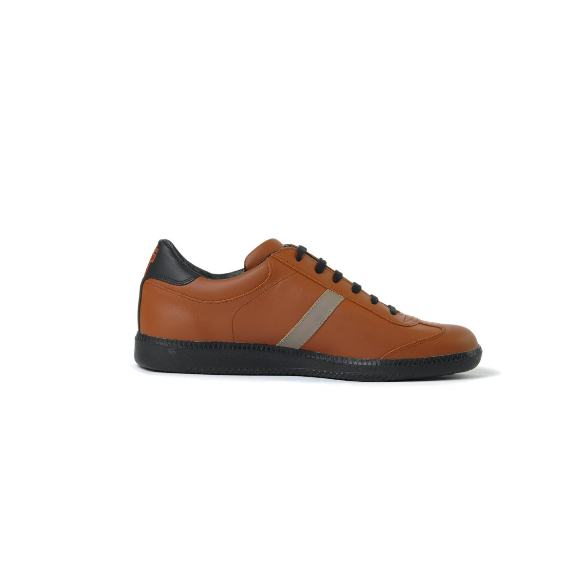 Tisza shoes - Compakt - Mahagony-black-grey-earth