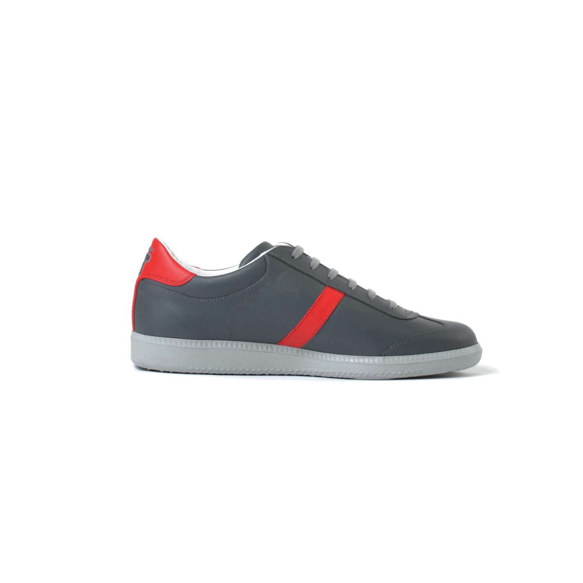 Tisza shoes - Compakt - Grey-red