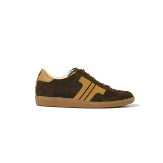 Tisza shoes - Compakt - Brown-beige suede