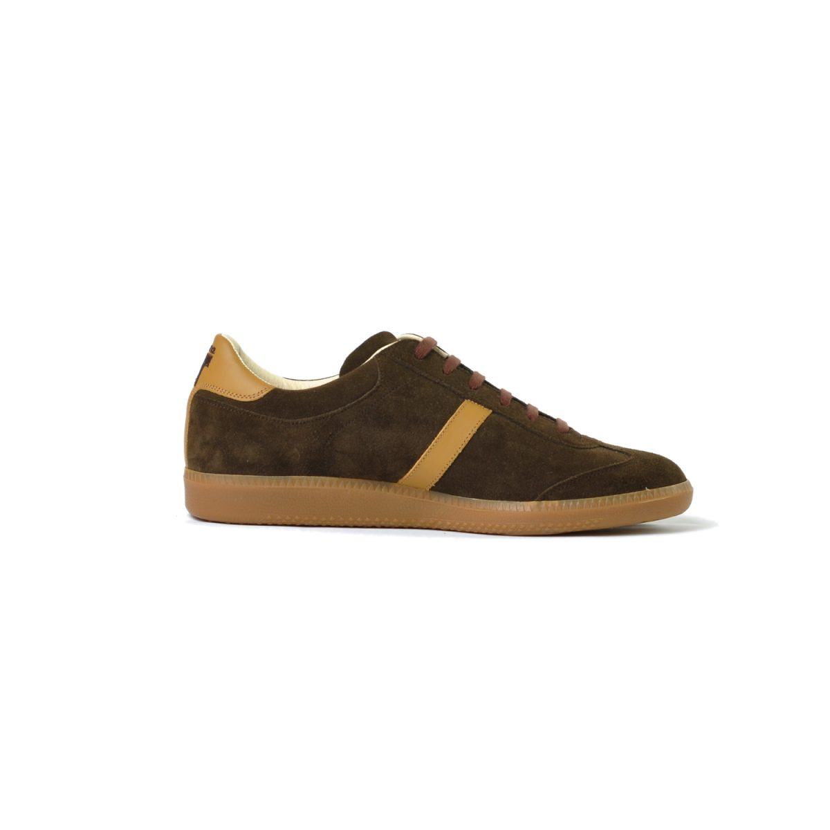 Tisza shoes - Compakt - Brown-beige suede