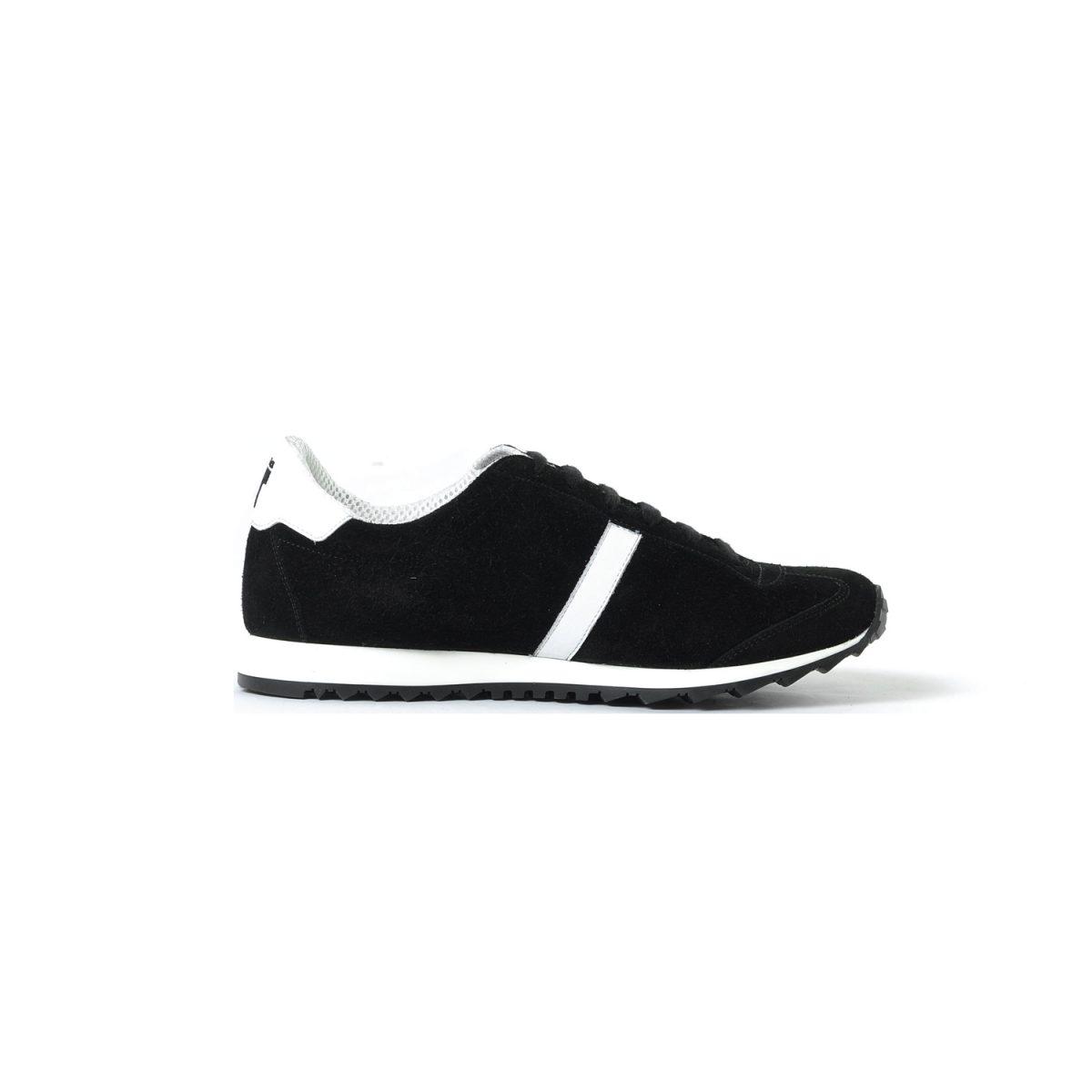 Tisza shoes - Martfű - Black-white