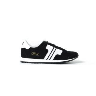 Tisza shoes - Martfű - Black-white