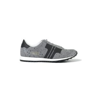 Tisza shoes - Martfű - Splash grey-black