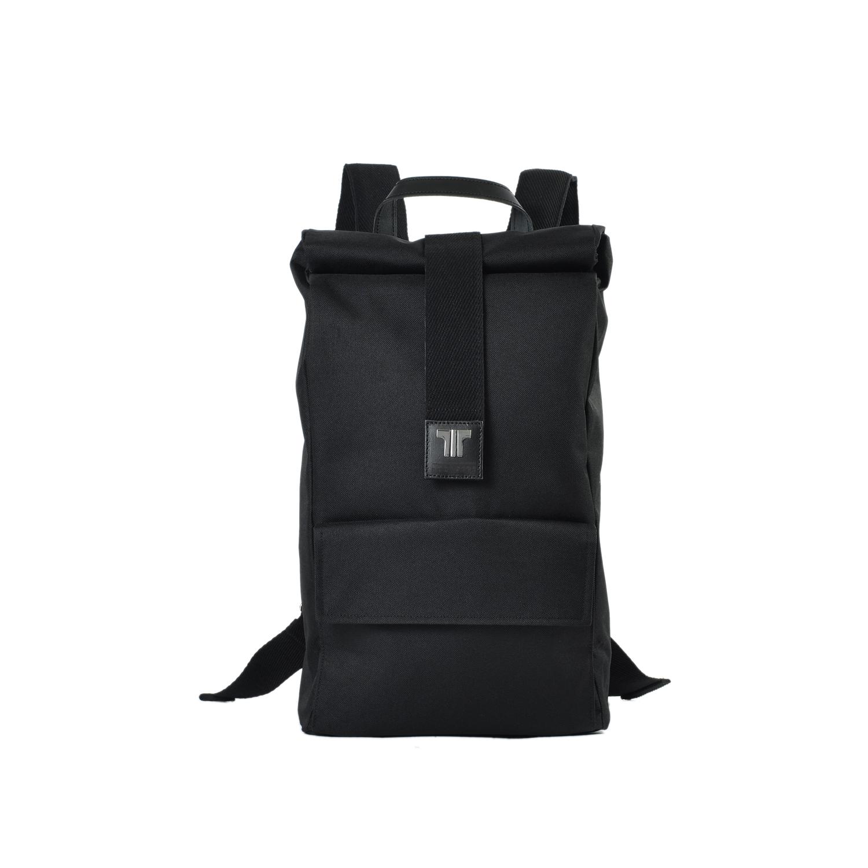 Tisza cipő - Backpack - Black-black