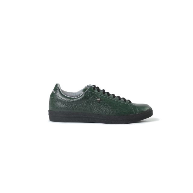 Tisza shoes - Simple - Dark green