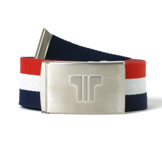 Tisza shoes - Belt - Blue-white-red